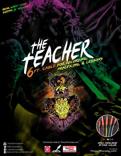 Instrument Cable - The Teacher